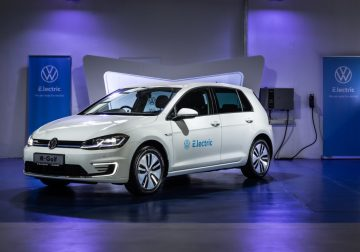 Volkswagen testing electric cars in South Africa