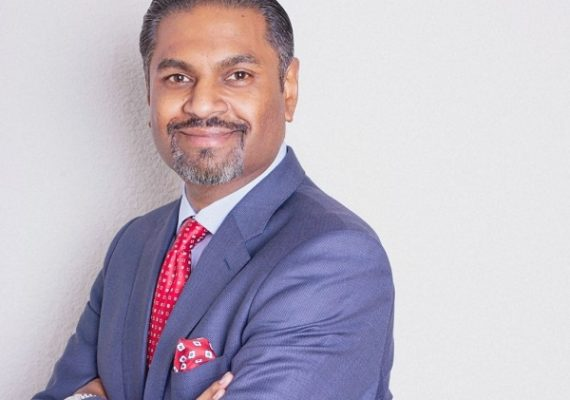 Gerald Naidoo appointed Technologiks CEO