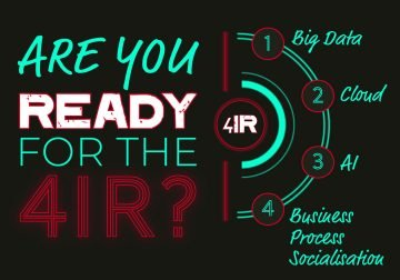 Are you ready for the 4IR?