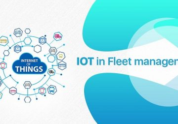 The importance of IoT in advancing fleet driver safety